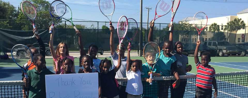Delray Beach Tennis Youth Tennis