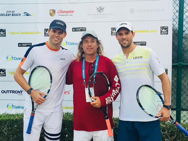 Rich Benvin and Bryan Brothers