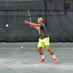 Adrian Chermaci Tennis Professional