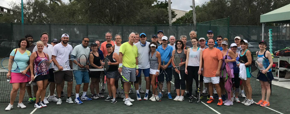 Delray Beach Tennis Workout