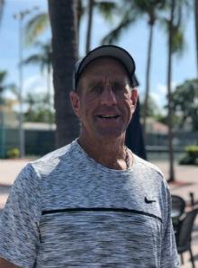 Michael Krooks - Tennis Pro