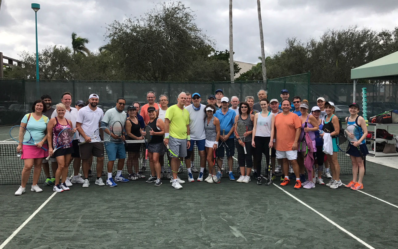 Delray Beach Tennis Wanna Workout II