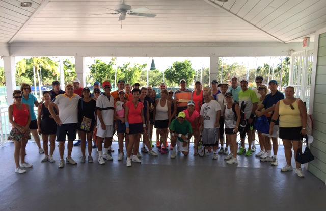 Delray Tennis Mixer