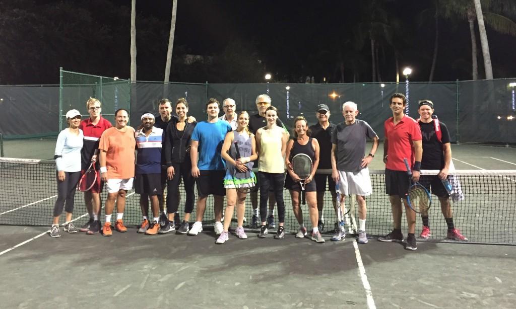 Tennis Social Delray Beach