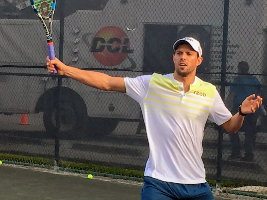Bryan Brothers Tennis Clinic