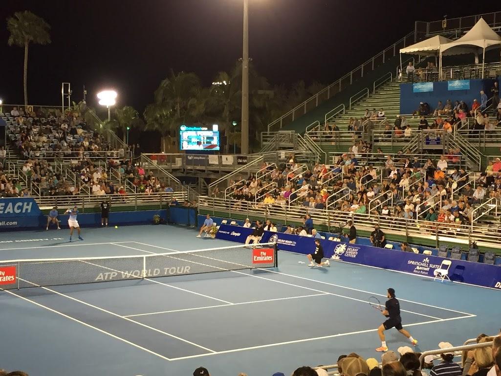 Delray ATP Tennis