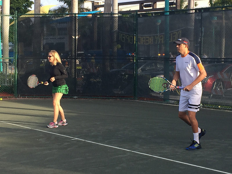 Tennis Delray Bryan Brothers