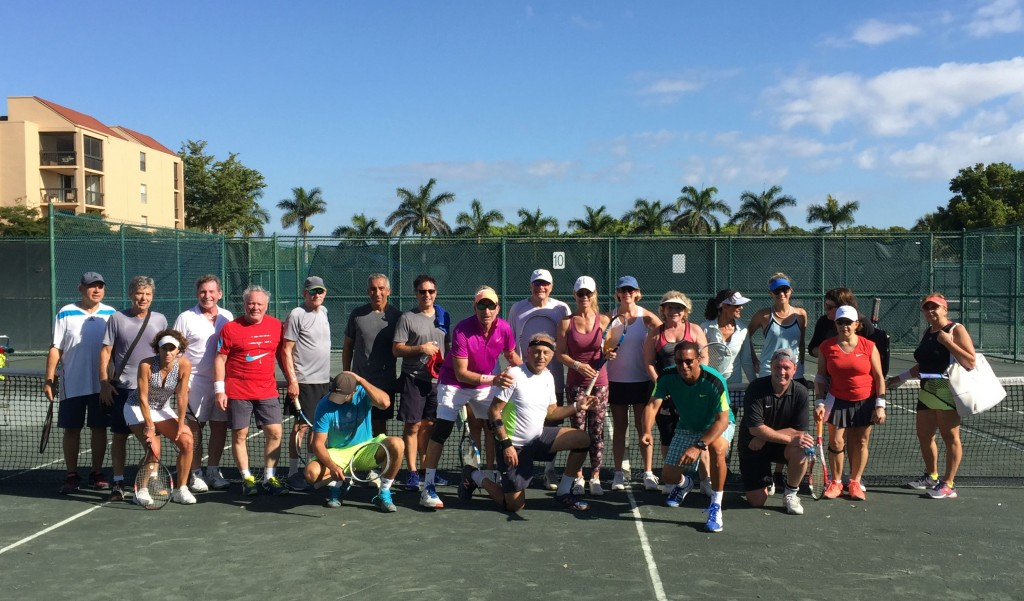Delray Beach Tennis Group
