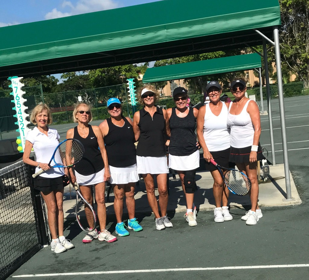 Tennis Team Delray Beach