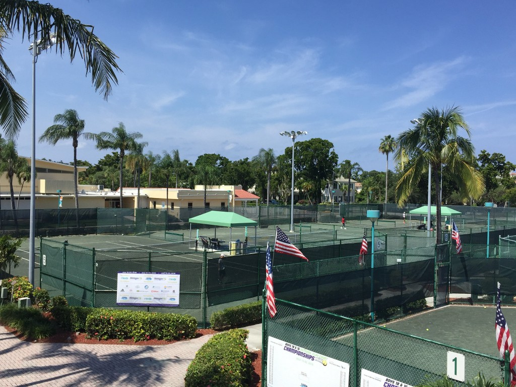 Delray Beach Tennis Center USA