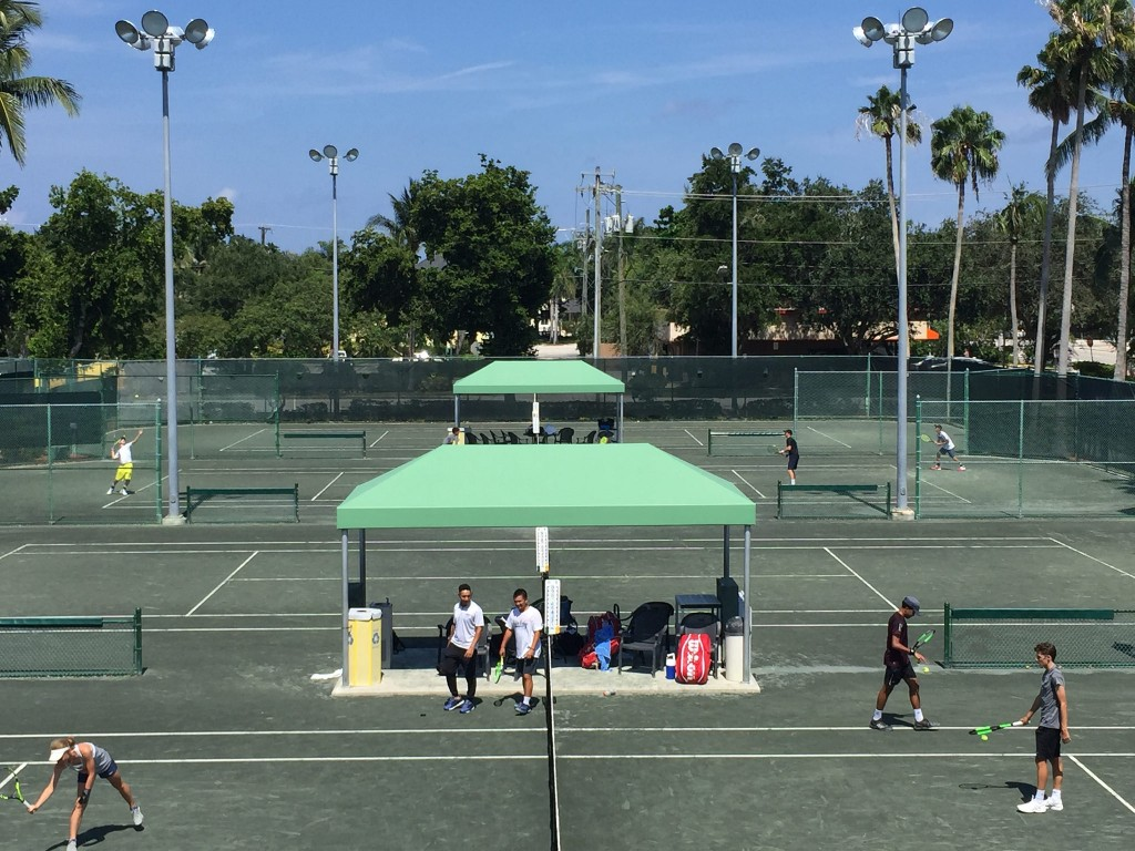 National Junior Tennis