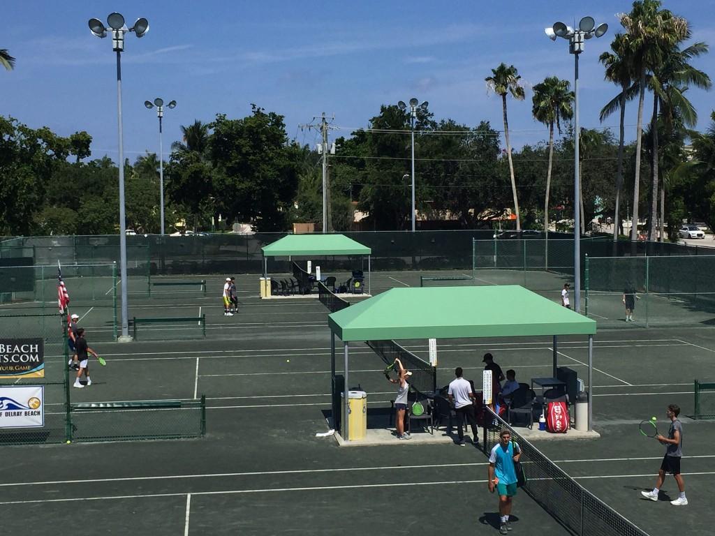 National Junior Tennis Players