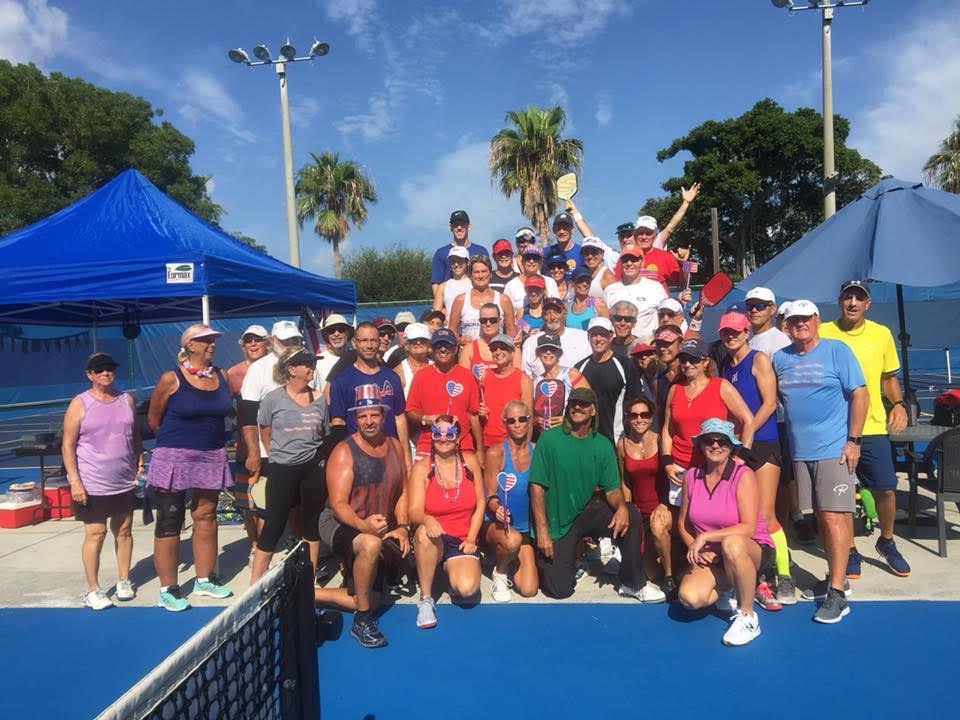 Pickleball - Delray Beach