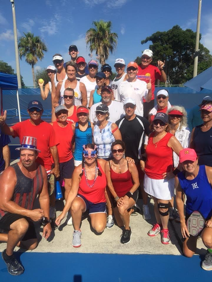 Pickleball Mixer - Delray Beach