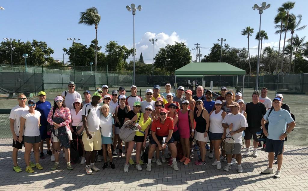 Tennis Social Mixer
