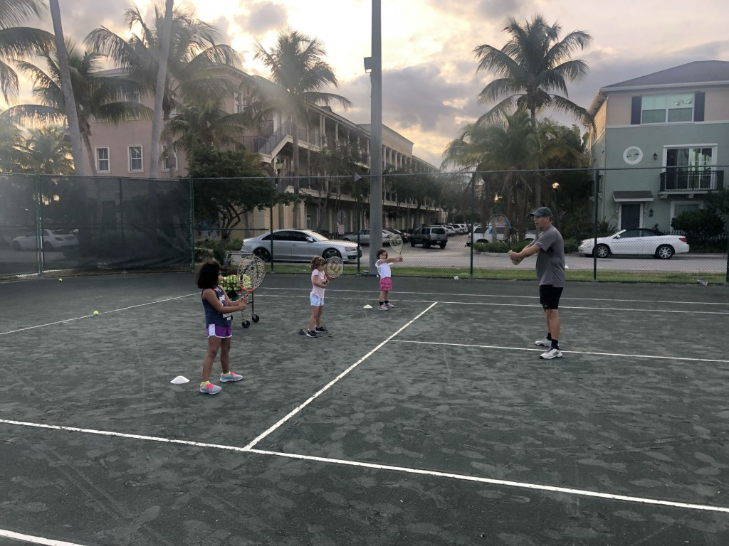Junior Tennis - Delray Beach