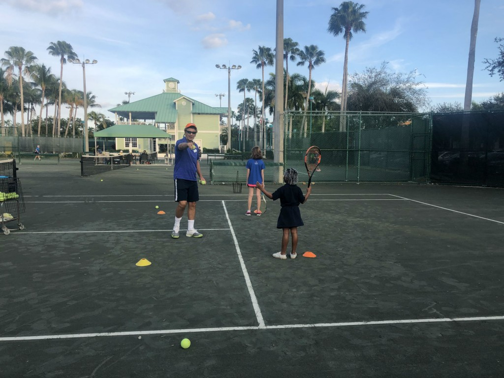 Junior Tennis Program - Delray Beach