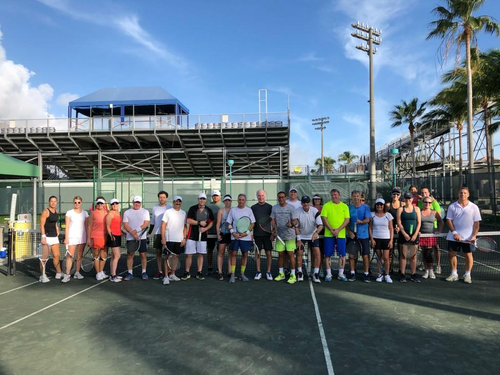 Tennis in Delray Beach