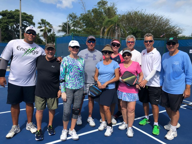 Engage Camp Delray Pickleball
