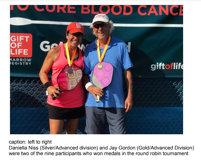 Gift of Life Delray Pickleball Club