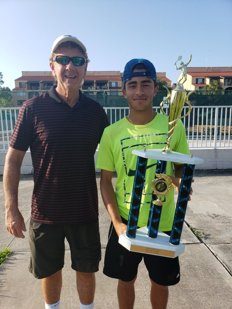 Junior Tennis Champion
