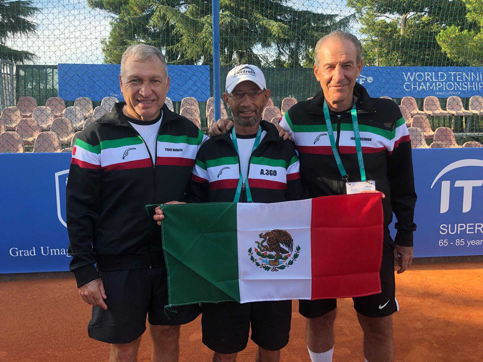 World Cup Championships Seniors 65-2019