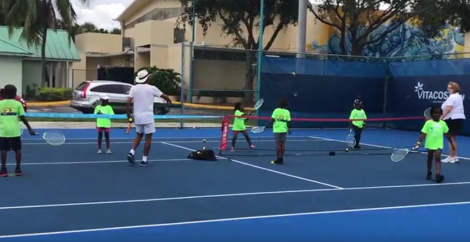 Delray Youth Tennis Event