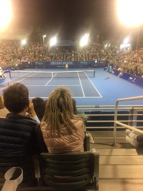 Delray Beach Tennis Coco Gauff
