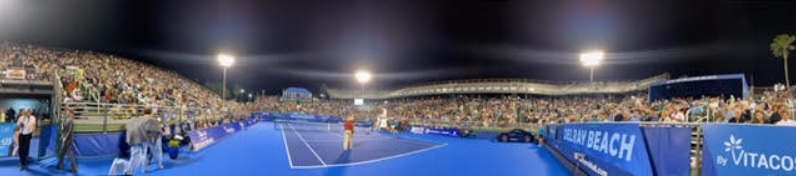 Delray Tennis Center Stadium