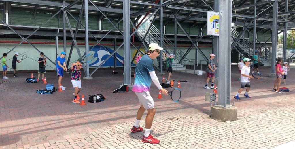 Summer Tennis Workout 2