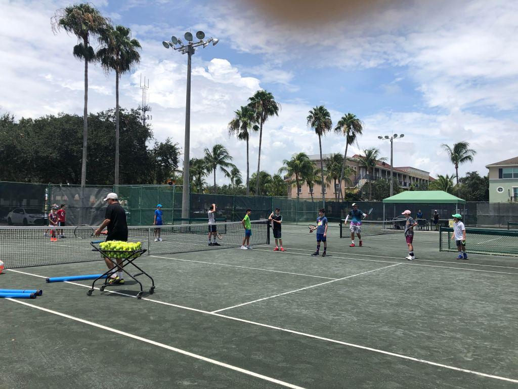 Summer Tennis Workout 3