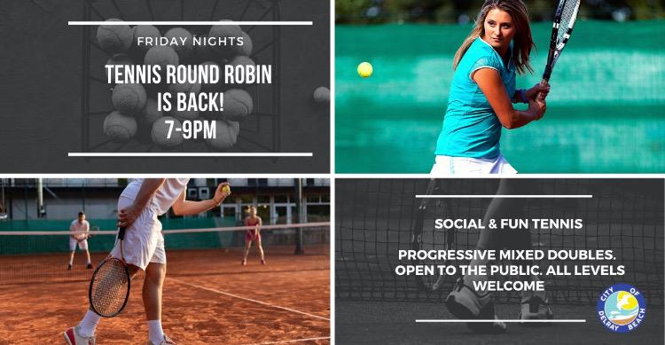 Friday Night Tennis