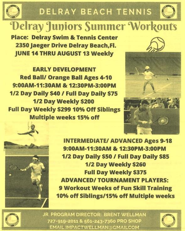 Summer Workout 2021